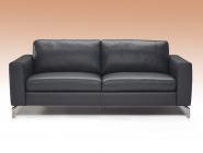 Natuzzi Sollievo sofa charcoal